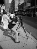 Photographer in Chinatown