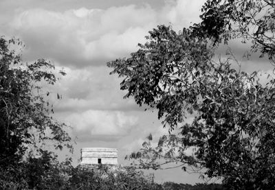 Jungle Temple, Yucatan