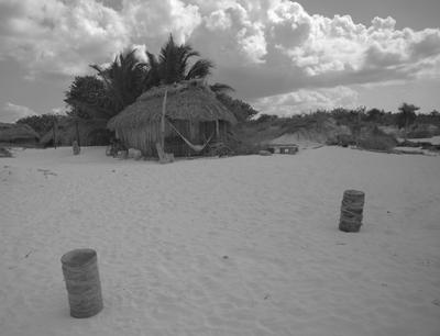 Mayan hut