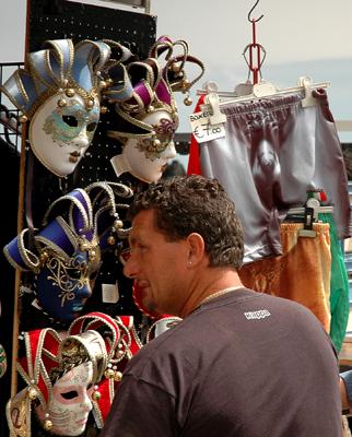 Venetian Vendor