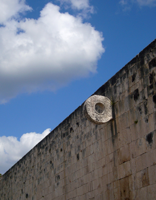 Ball Game hoop